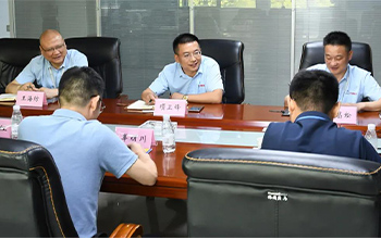 Efork and Annong University College School Enterprise Cooperation Fair was successfully held