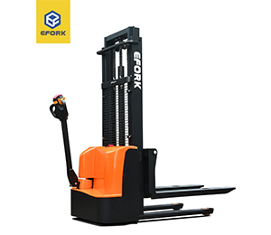 1000--1500kg Electric  pallet stacker